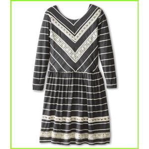 <title>fiveloaves twofish Isa Skye Dress Little Kids Big Dresses WOMEN レディース 物品 Grey Stripe</title>