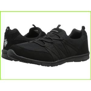 U.S. 新作送料無料 POLO ASSN. Anna9 Sneakers amp; 2020A/W新作送料無料 Athletic Black WOMEN レディース Shoes