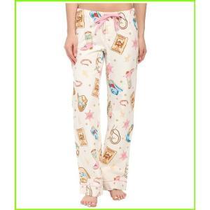 <title>P.J. Salvage Wanted Flannel Sleep Pants サルベージ 2020秋冬新作 Pajama Bottoms WOMEN レディース Natural</title>