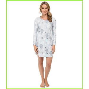 <title>Jockey Printed Long Sleeve Sleepshirt Night Gowns WOMEN レディース Winter Lace 正規品</title>