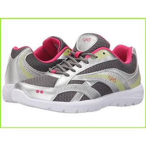 <title>Ryka Absolute SMW ライカ Sneakers amp; Athletic Shoes 推奨 WOMEN レディース Grey Silver Lime</title>