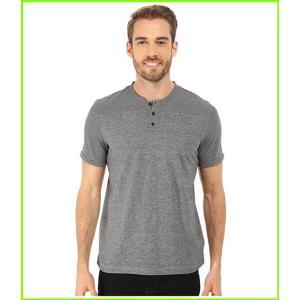 <title>Kenneth Cole Sportswear Short Sleeve Stripe [宅送] Henley ケネスコール T Shirts MEN メンズ Black</title>