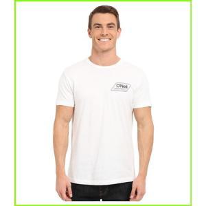 <title>O'Neill Challenger Short Sleeve Screen Tee オニール T Shirts MEN メンズ White 超目玉</title>