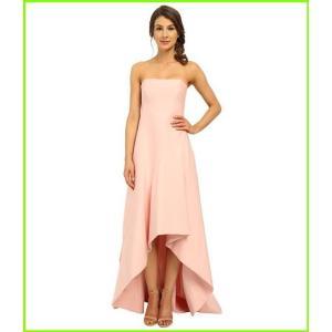 Halston 正規品 Heritage 販売期間 限定のお得なタイムセール Strapless Structured Gown レディース Dresses WOMEN Lotus