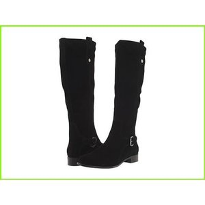 La Canadienne Stefanie Boots Black 受注生産品 WOMEN Suede 舗 レディース