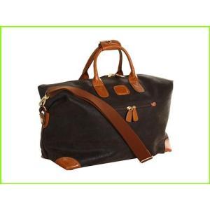 Bric's Milano 市販 Life - Micro-Suede Medium Holdall Travel レディース Olive New Totes お中元 Bag WOMEN