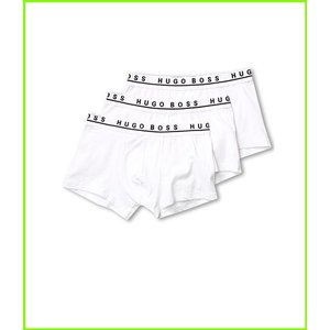 Hugo Boss 50236743 Mens 3-Pack Cotton Boxer Brief
