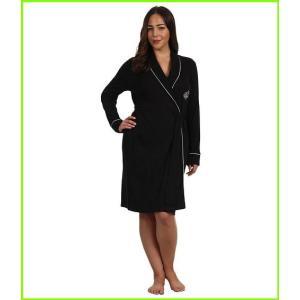 Lauren By Ralph Lauren Plus Size Essentials Quilted ō³æ—¥å‡ºè· Collar And Cuff Women Black íーレン éルフ Robe ìディース Robes