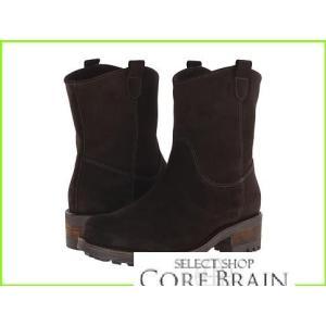 2020春夏新作 La 正規品スーパーSALE×店内全品キャンペーン Canadienne Cece Boots WOMEN レディース Suede Brown Oiled