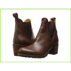 Frye Sabrina Chelsea ランキングTOP5 国内正規品 フライ Boots WOMEN Vintage Pull Cognac Up レディース