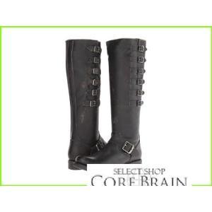 Frye Veronica Belted Tall フライ Boots Stonewash 出荷 WOMEN レディース 人気ショップが最安値挑戦 Black