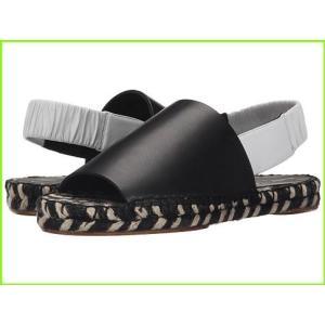 Proenza Schouler 買い物 正規認証品!新規格 Flat Slingback Sandal レディース Black WOMEN Sandals プロエンザスクーラー