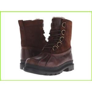受注生産品 Frye Riley D Ring Lace フライ Boots Up Smooth MEN メンズ 新着 Espresso WP Pull