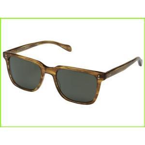 Oliver Peoples 新品■送料無料■ NDG Sun Fashion MEN Tortoise Cedar G15 Polarized 人気ブランド メンズ