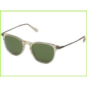 Oliver Peoples 激安セール Ennis Sun Fashion MEN Buff Gold 高級品 Antique メンズ Green C