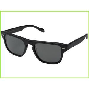Oliver Peoples Strathmore Fashion MEN メンズ Polarized Vfx+ Semi Graphite Black 最安値 メーカー公式ショップ Matte
