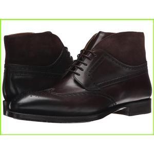 ブランド品 Magnanni Colas マグナーニ Boots Brown MEN メンズ 休日