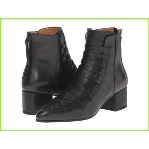 海外限定 THAKOON ADDITION Estelle アウトレット 01 Boots レディース WOMEN Black Leather