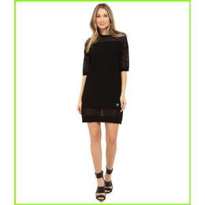 安心の実績 高価 買取 強化中 LOVE Moschino Mesh 期間限定で特別価格 Dress WOMEN Dresses Black レディース