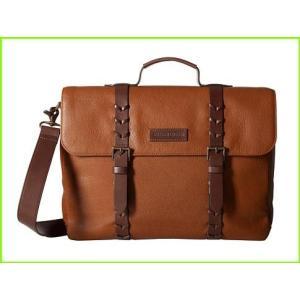 Johnston amp; Murphy Flapover Briefcase MEN 発売モデル ジョンストンamp;マーフィー Tan お値打ち価格で Briefcases メンズ