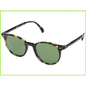 OUTLET SALE 割引 Oliver Peoples Delray Sun Fashion C Green MEN メンズ VDTB