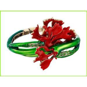 Oscar de 人気急上昇 la Renta Carnation Bracelet Bangles レディース WOMEN オスカーデラレンタ ランキングTOP10 Ruby