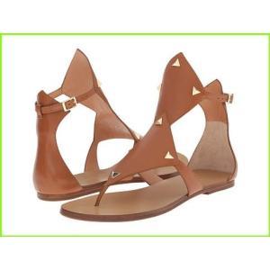 Sigerson マーケット Morrison Bamona シガーソンモリソン Sandals WOMEN 新着 Luggage レディース Leather