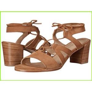 Stuart Weitzman Tiegirl ステュワート ワイツマン Suede セール価格 OUTLET SALE レディース WOMEN Camel Sandals