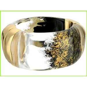 Alexis Bittar Liquid Side Hinge Bracelet アレクシス レディース セール特別価格 Lame 卓抜 Gold WOMEN ビッター Cuffs