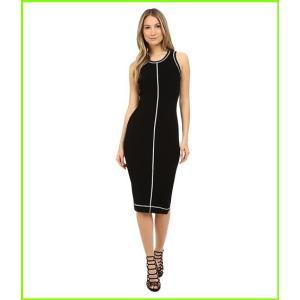 McQ Cover Stitch Dress マックキュー レディース WOMEN Darkest Dresses 祝開店大放出セール開催中 Black メーカー直売