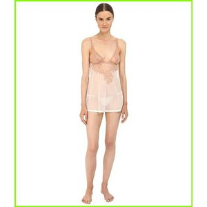 La Perla Privilege Babydoll 即出荷 with Panty レディース Gowns Night 日本製 Ivory Nude WOMEN