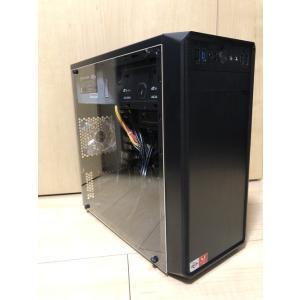 今年発売の最新CPU AMD RYZEN 3 3200Gを使用したパソコンです。水冷式CPUクーラ採...