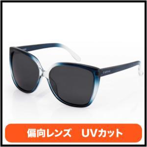 偏光レンズ サーフィン ビーチ マリンスポーツ UV|2202-SHEREE GLOSS NAVY CLEAR/GREY POLARIZED|coresurf