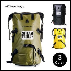 防水バックパック 防水バッグ リュック マリンスポーツ サーフィン 容量60L|STREAM TRAIL DRY TANK 60L D2|coresurf