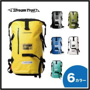 防水バックパック 防水バッグ リュック マリンスポーツ サーフィン 容量40L|STREAM TRAIL DRY TANK 40L D2|coresurf
