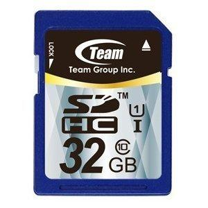 SDカード 32GB class10 UHS-I対応 TEAM チーム SDHC TG032G0SD3FT