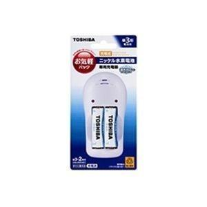 充電式IMPULSEライトタイプ用充電器セット 2本充電器+単3 min.950mAh 2本 coroya