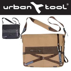 Urbantool アーバンツールメッセンジャーバッグノートPCもすっぽり入る大容量|coroya