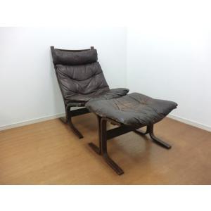【Westnofa】Siesta Chair(シエスタチェアー) ハイバック オットマン付き correr