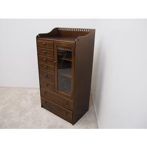 パリの雑貨屋シリーズ/タンス8 手作りアンティーク家具|correr