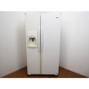 Amana(アマナ)/ 大型冷凍冷蔵庫 ACD2234HRW ホワイト correr