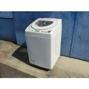 SHARP(シャープ)/プラズマクラスター 洗濯乾燥機 ES-T84E2 8kg/4.5kg 2014年製 correr