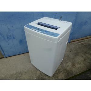 AQUA(アクア)/全自動洗濯機 AQW-S60F(W) 6.0kg 2018年 ホワイト|correr