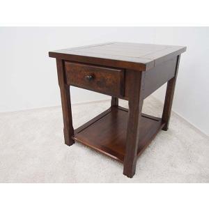 【Ashley Furniture HomeStore(アシュレイ)】End Table(エンドテーブル)T645-3 サイドテーブル ナイトテーブル アメリカ|correr
