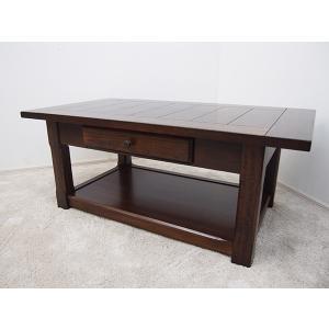 【Ashley(アシュレイ)】Storage Cocktail Table(ストレージカクテル テーブル)|correr