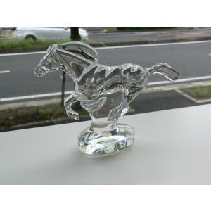 バカラ(Baccarat)/駆ける馬 correr