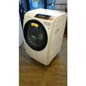 日立/ヒートリサイクル 風アイロン ビッグドラム スリム 洗濯機 BD-S8800L|correr