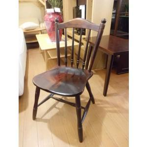 松本民芸家具 / スピンドルチェア 椅子 86型|correr