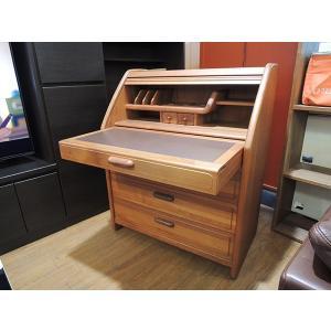 【Langeskov】ライティングビューロー★70'sヴィンテージ家具|correr