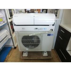 三菱/霧ヶ峰 ルームエアコン MSZ-X2217-W 2.2kw 2017年製 冷房暖房6畳|correr